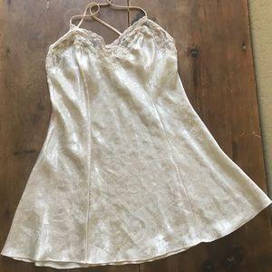 Vintage Victoria's Secret slip nightgown
